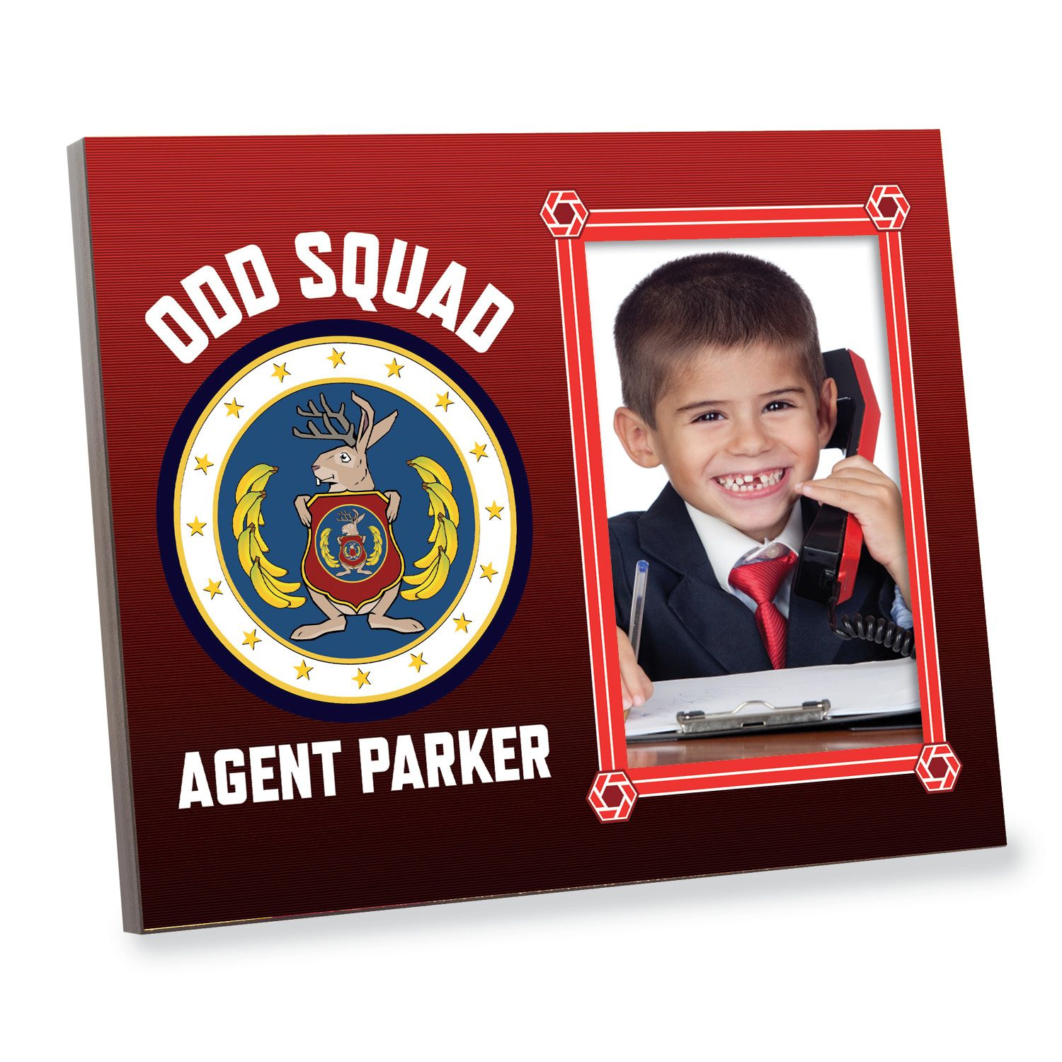 This Odd Squad Agent Picture Frame is perfect for fans of