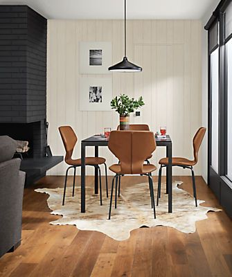 Cowhide Natural Rug Modern Cowhide Sheepskin Rugs Modern Entryway Furniture Dining Table In Kitchen Ottoman In Living Room Dining