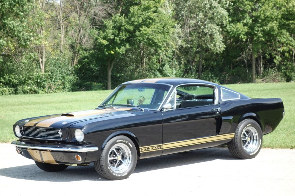 Used 1966 Ford Mustang Fastback Hertz Gt350 H Tribute See
