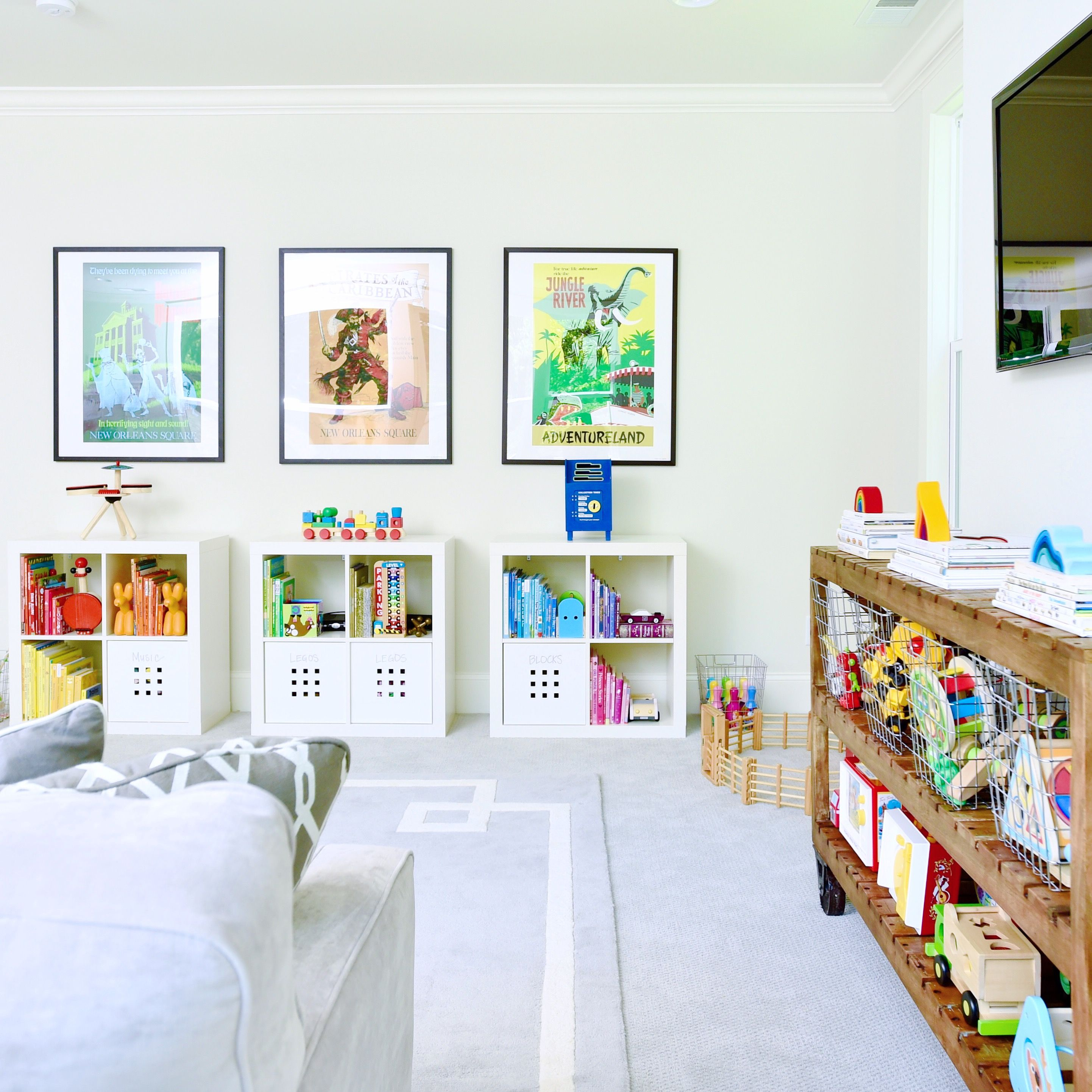 Playrooms For Toddlers