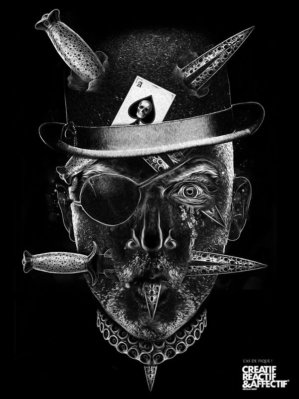 Digital art by Obery Nicolas