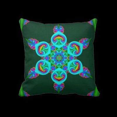 PepeStar Mandala Pillow | Pinterest | Mandala and Pillows