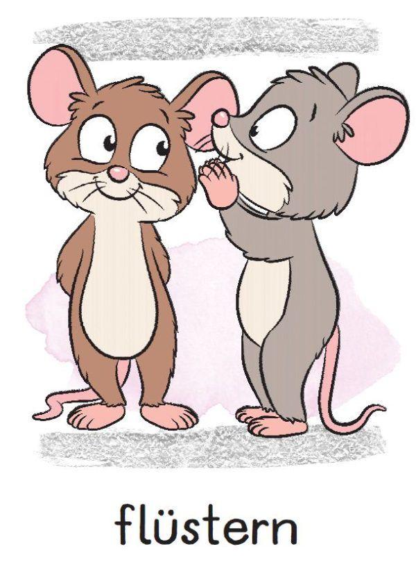 Regelplakate Mäuseklasse Zaubereinmaleins, Regeln für