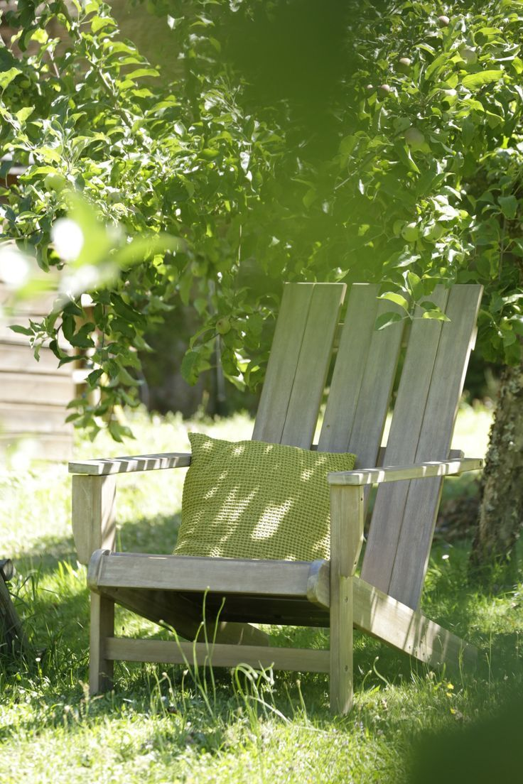 Épinglé par Fleecy sur Asseyez-vous ... | Pinterest | Vert, Jardins ...