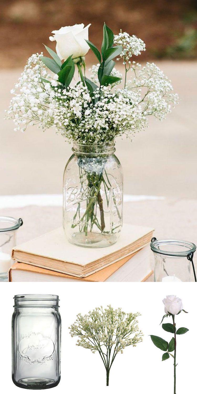 DIY déco mariage- idées pas chères qui en mettent plein la vue ...