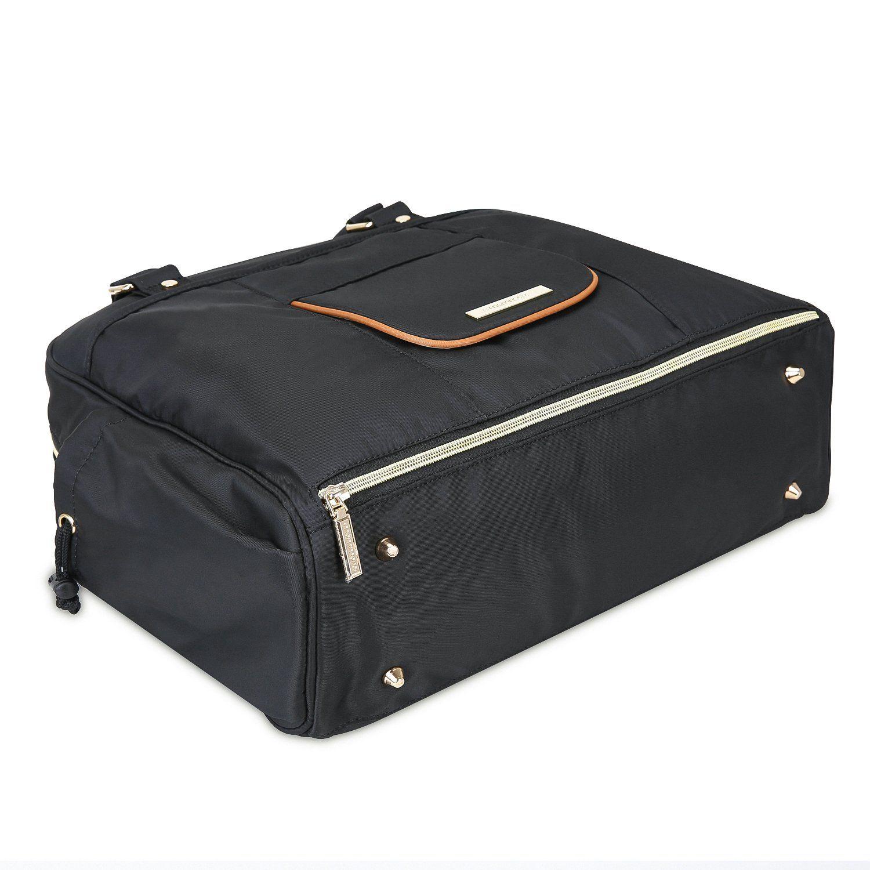 Nylon Diaper Bag Large Totes Nappy Handbag Changing Shoulder Bag with Changing  Pad 6a7220c7f0223