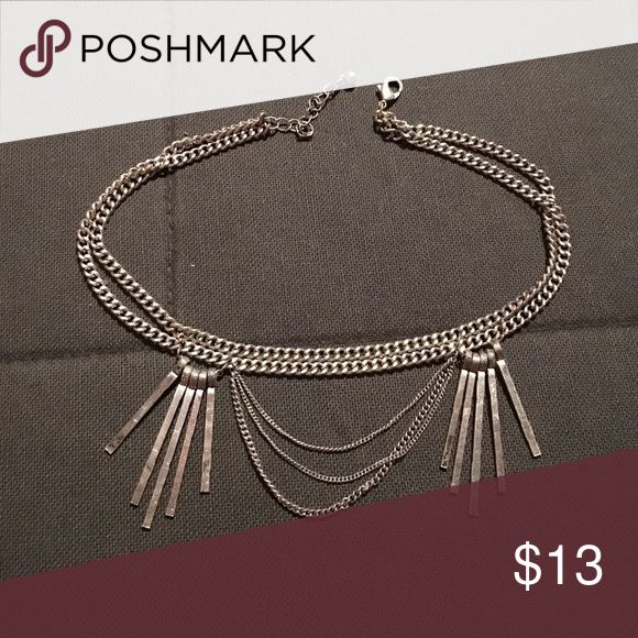Matchstick Choker No flaws! Great piece to dress up or down. Brandy Melville Jewelry Necklaces
