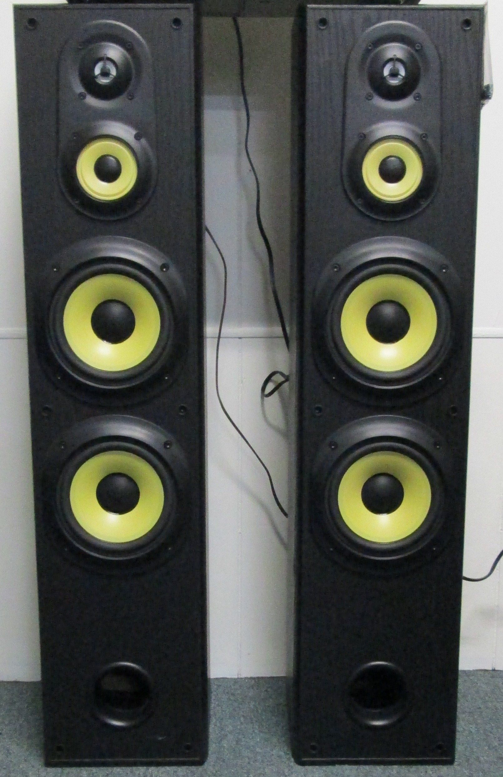 Speaker Repair is one of our specialty services  Here are