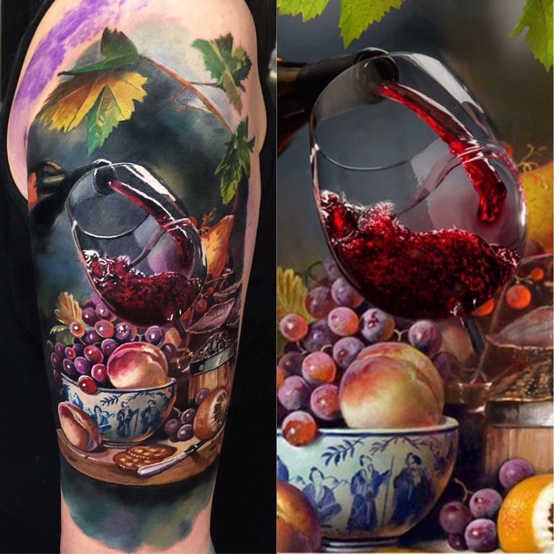 Tattoo Artist Maksims Zotovs Tattoo Artists Body Art Tattoos Tattoo Magazines