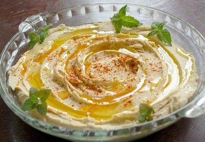 طريقة عمل المسبحة او الحمص طبق مقبلات ست البيت كل ما يخص حواء Hummus Recipe Recipes Food