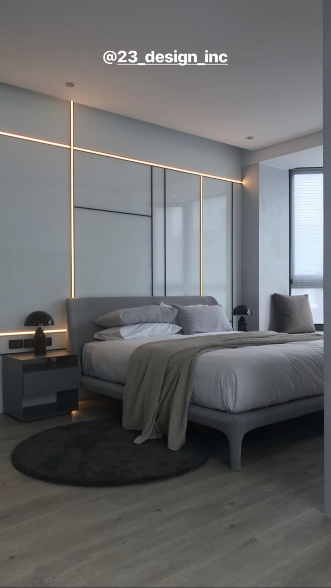 Gris Y Actual Interior Design In 2019 Classic Bedroom