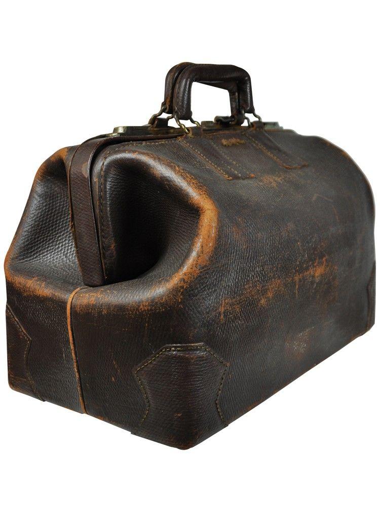Image Result For Antique Doctors Bag