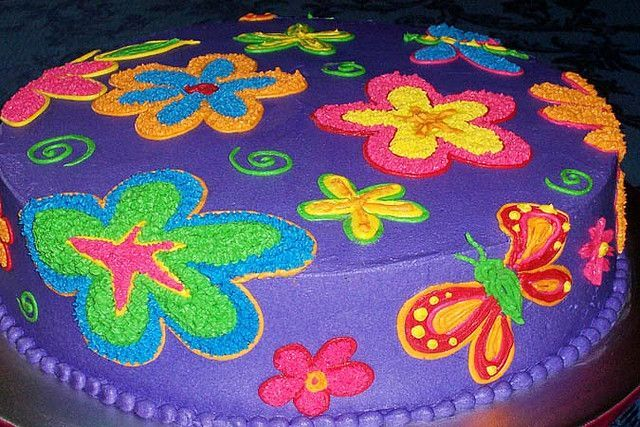 birthday cake ideas teenage girl Birthday Cakes for Teen Girls