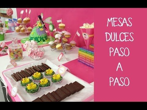 C mo decorar un cumplea os para ni os dulces para - Como decorar una fiesta de cumpleanos infantil ...