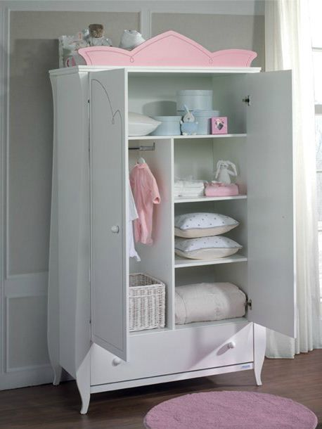 Armarios para bebes buscar con google habitaci n de - Como forrar muebles con tela ...