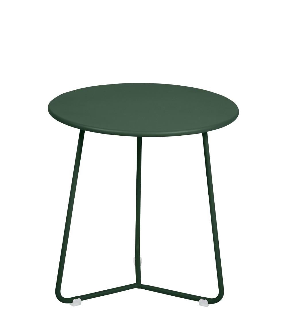 Beistelltisch Cocotte Von Fermob Grun Made In Design Stahltisch Kleiner Nachttisch Beistelltisch