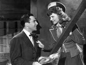 Gene Kelly and Rita Hayworth