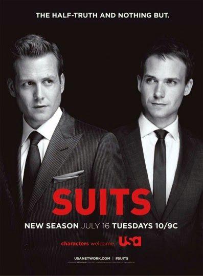 عرض دعائي مسلسل Suits Suits Tv Series Suits Tv Suits Season