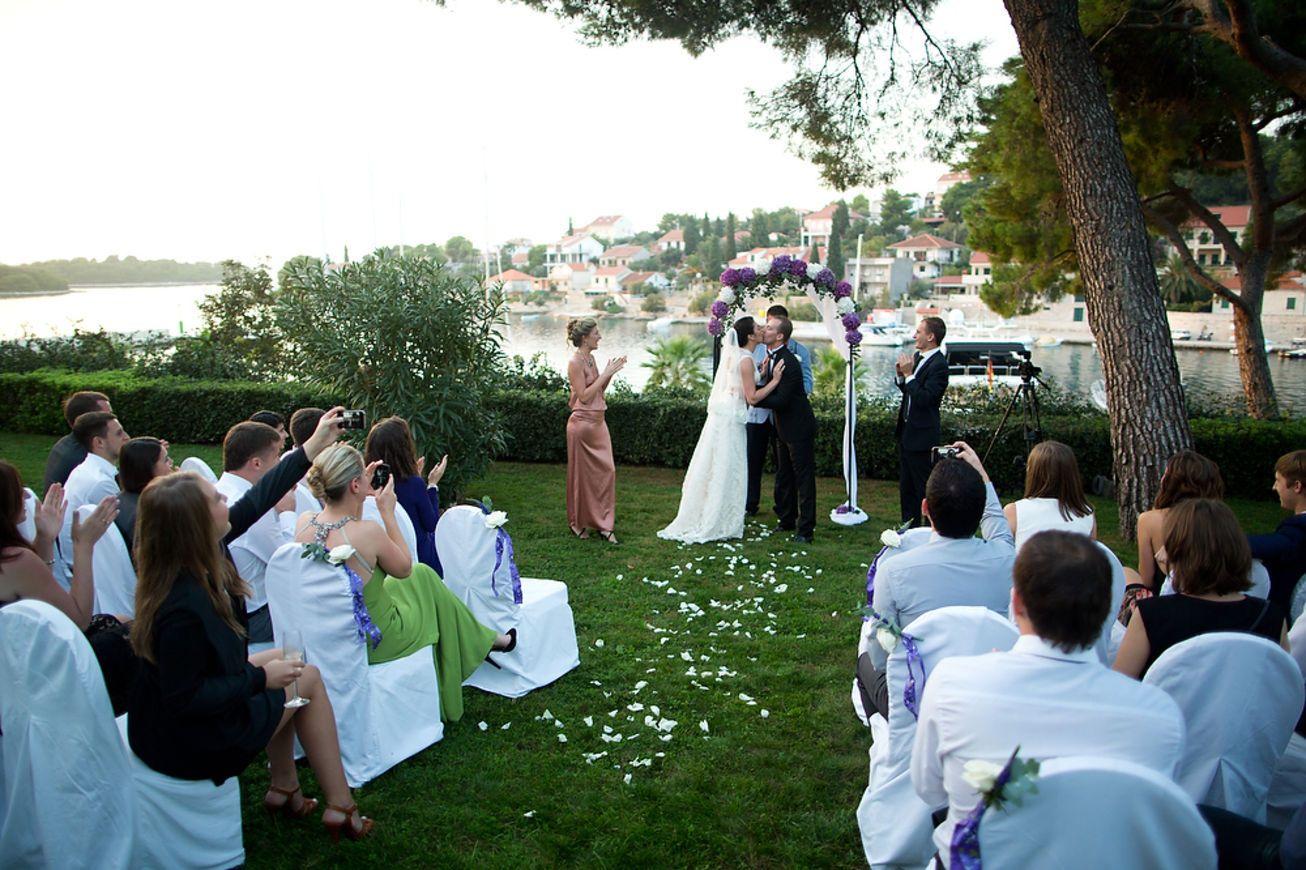 Wedding in #Solta island #wedding