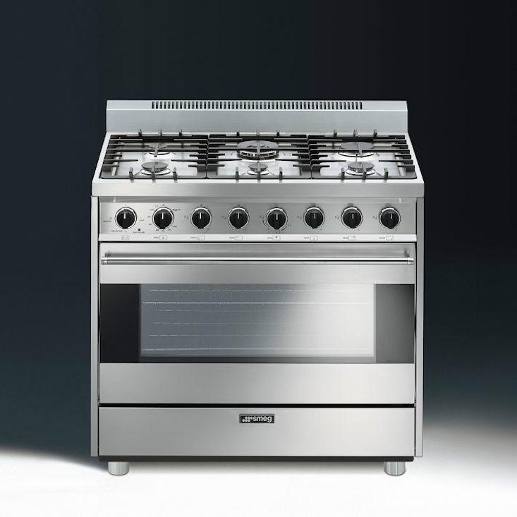 Smeg 30-Inch Italian Cooktop at West Elm | Remodelista | NEST ...