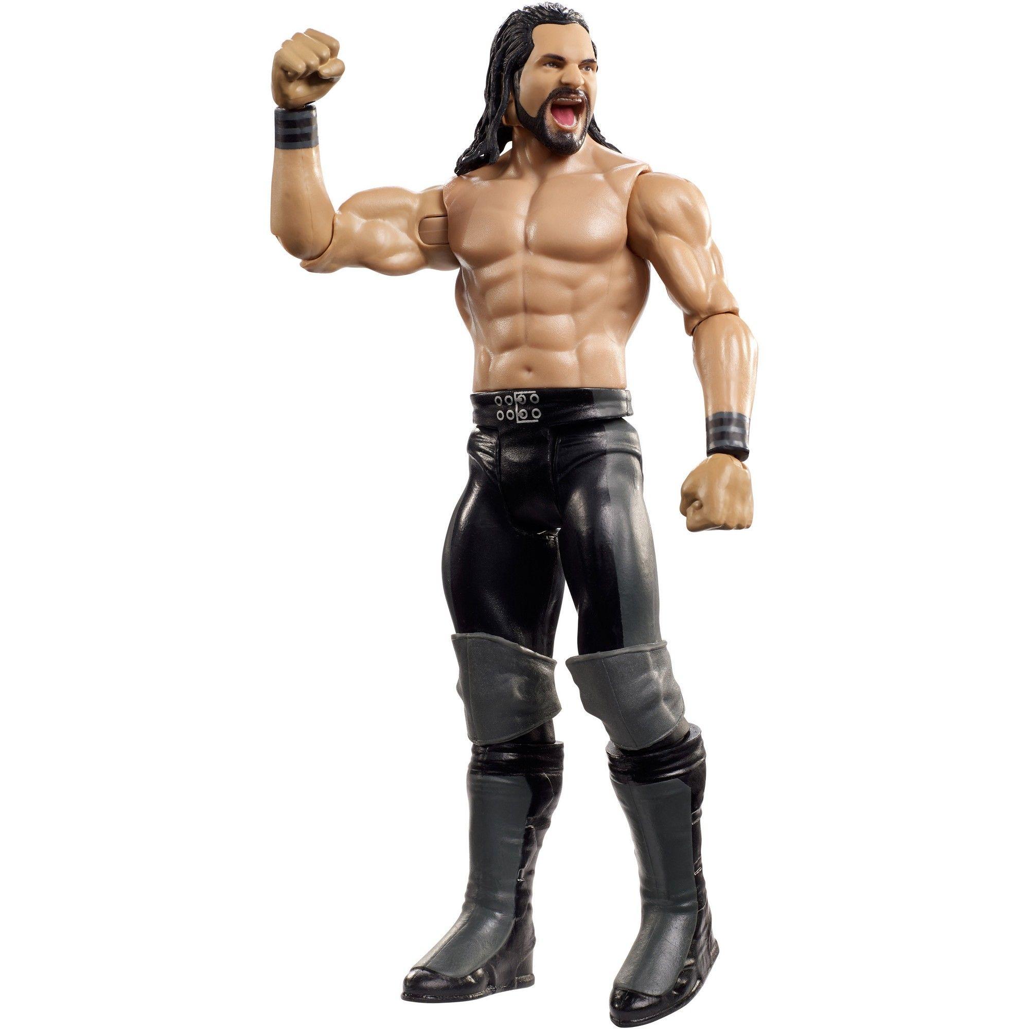 "6/"" WWE SETH Rollins Top Picks figurine"