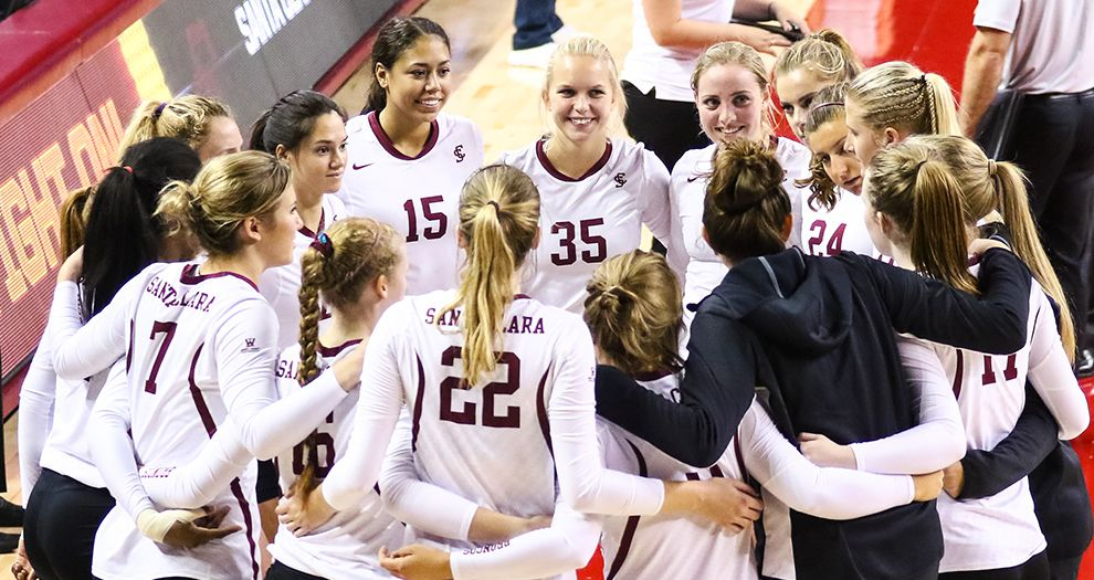 No 17 Volleyball Wraps Up Nonconference Play At Boise State Invitational Volleyball News Boise State Volleyball