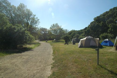 Andrew Molera campground - my favorite!