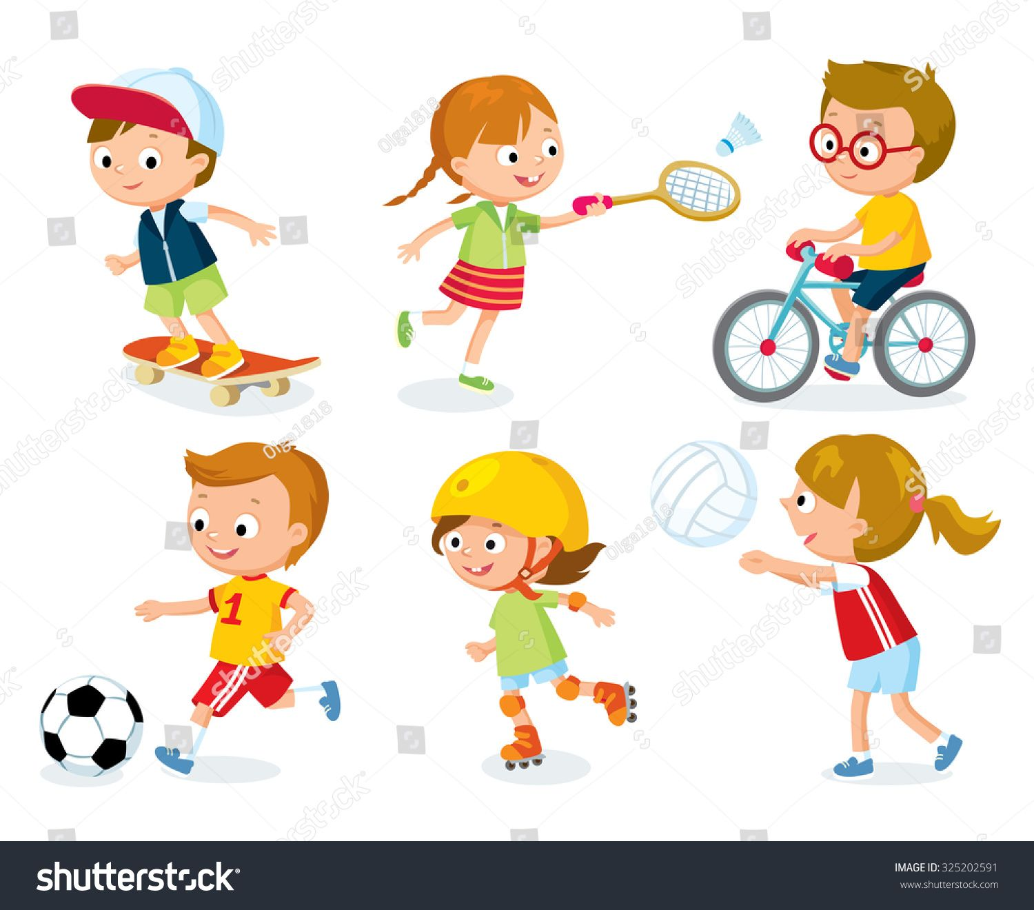 Sport For Kids Including Football Badminton Volleyball Sponsored Sponsored Including Kids Sport Volleyball Kids Sports Badminton Volleyball