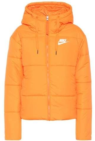 b3d506b8de92 Nike Hooded puffer jacket