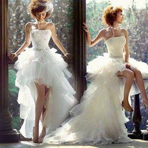 ウェディングドレス 結婚式 披露宴 二次会 パーティードレス ビスチェ ウエディングドレス 韓国風 宮廷豪華ドレス