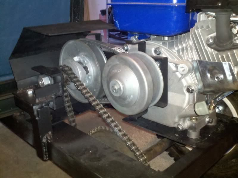 torque converter jackshaft - Google Search | ATV | Torque