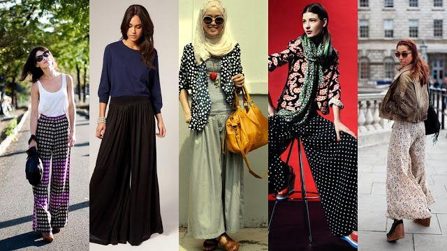 http://abayatrade.com muslim magazine  pallazo pants