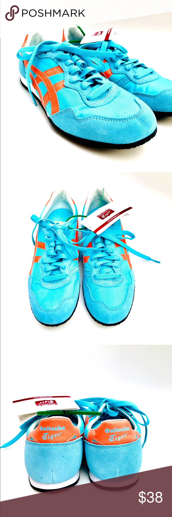 0d3fdc7c91 ... where to buy asics onitsuka tiger serrano womens sneaker sz 8 onitsuka  tiger by asics serrano