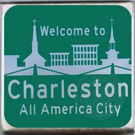 Charleston Sc U Pick 4 Landmark Marble Stone Coaster Mix And