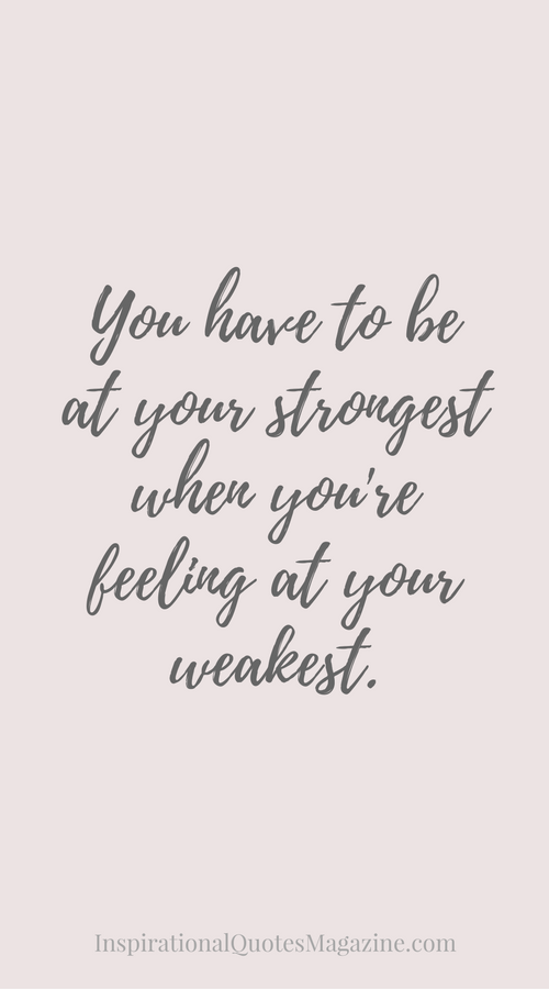 Quotes About Being Strong Always Look on the Bright Side | love this | Pinterest | Quotes  Quotes About Being Strong