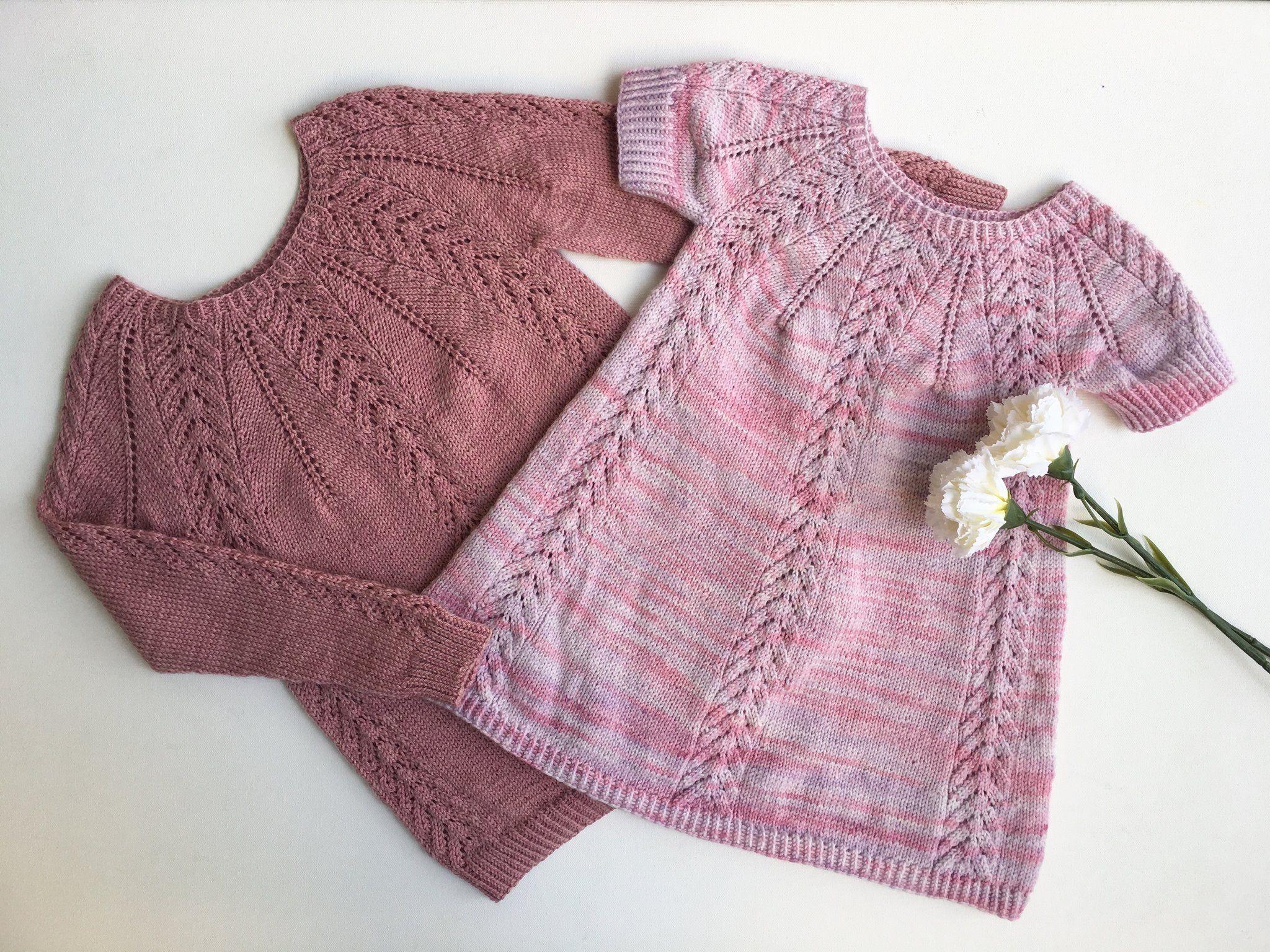 Melusina Sweater and Dress - English en 2018 | Maglioni | Pinterest ...