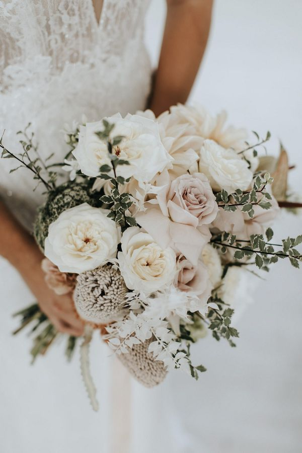 Softly Romantic Spring Wedding Ideas