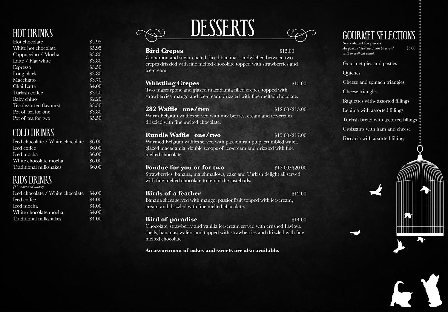 menu - Google zoeken | Lay-out | Pinterest | Cafe menu and Fonts