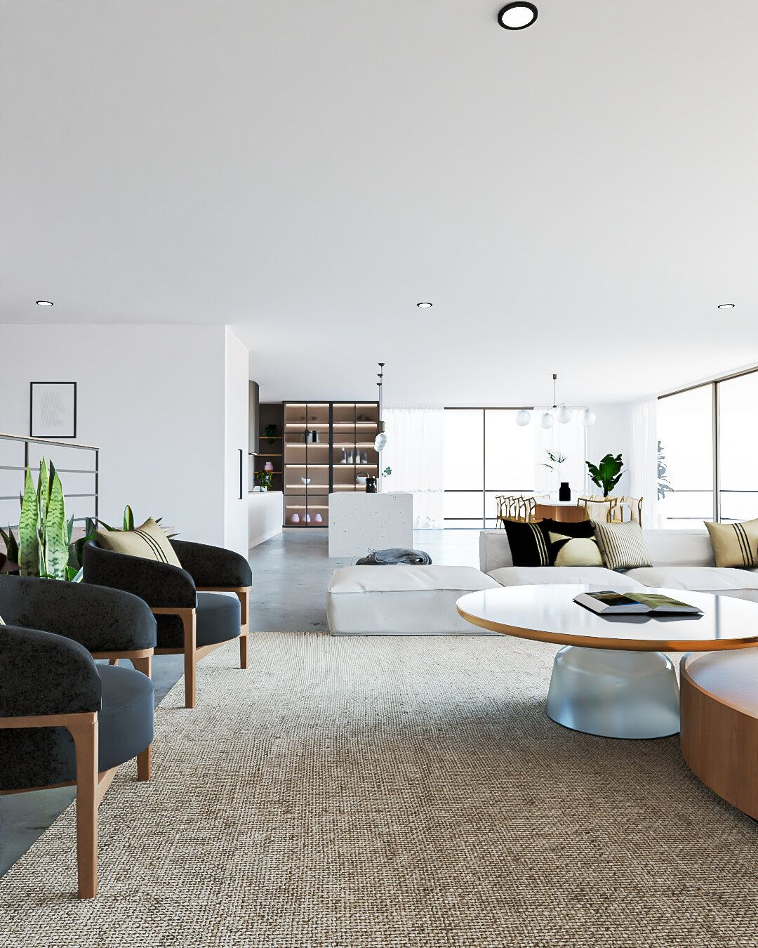 Andrea Upegui Design | Architecture & Interiors — JAZMIN LAKES APT