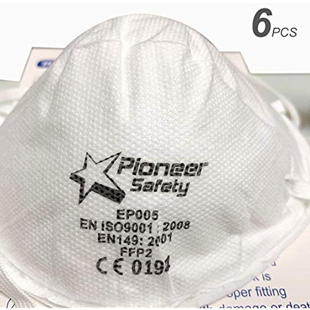 maschera antipolvere ffp3