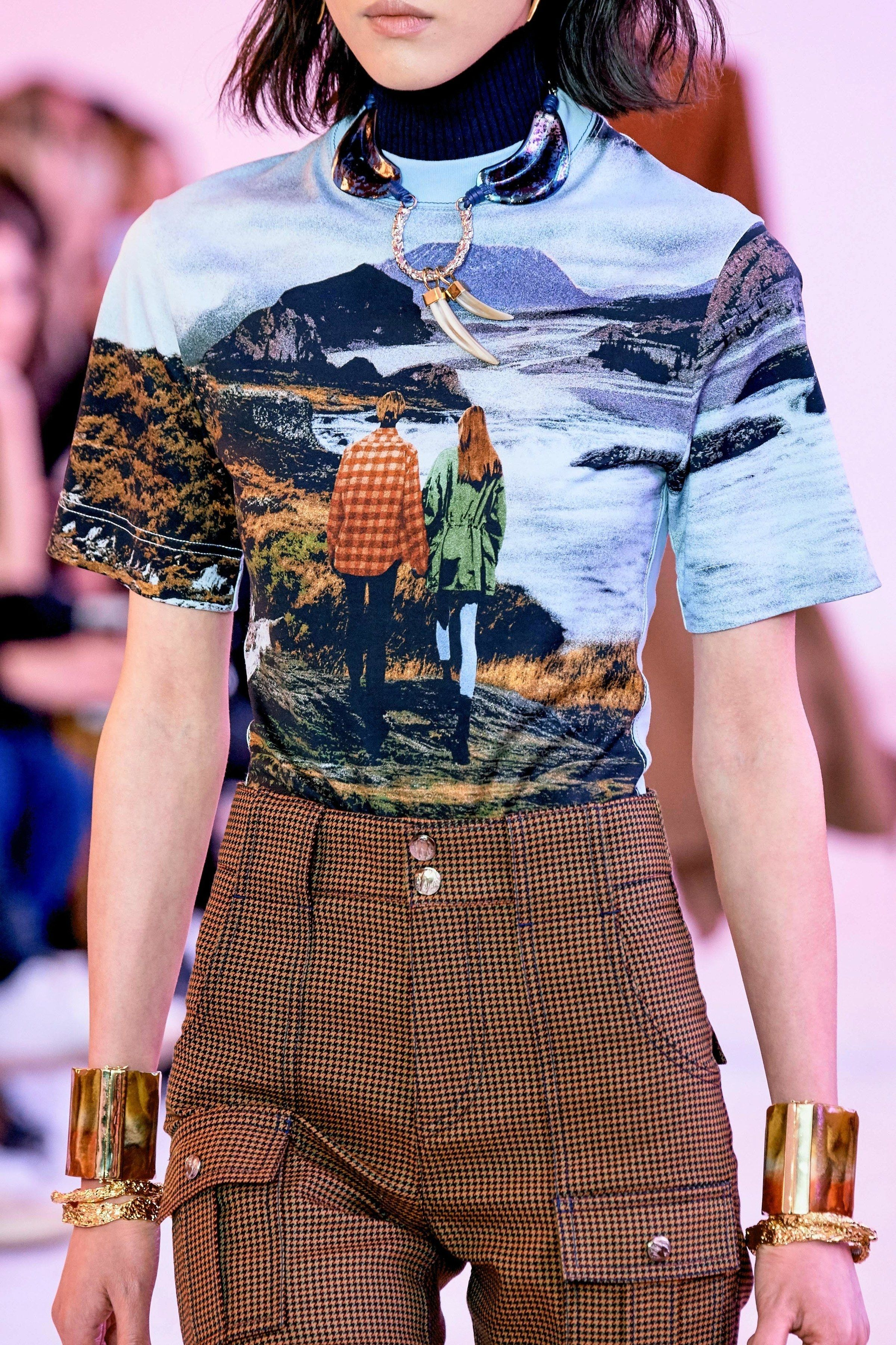 Photo of Chloé Herbst/Winter 2019-2020 Ready-to-Wear – Fashion Shows   Vogue Germany