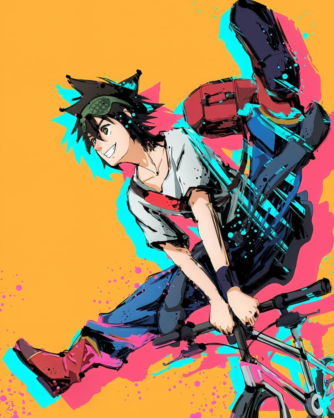 O sucesso de The God of High School, novo anime original