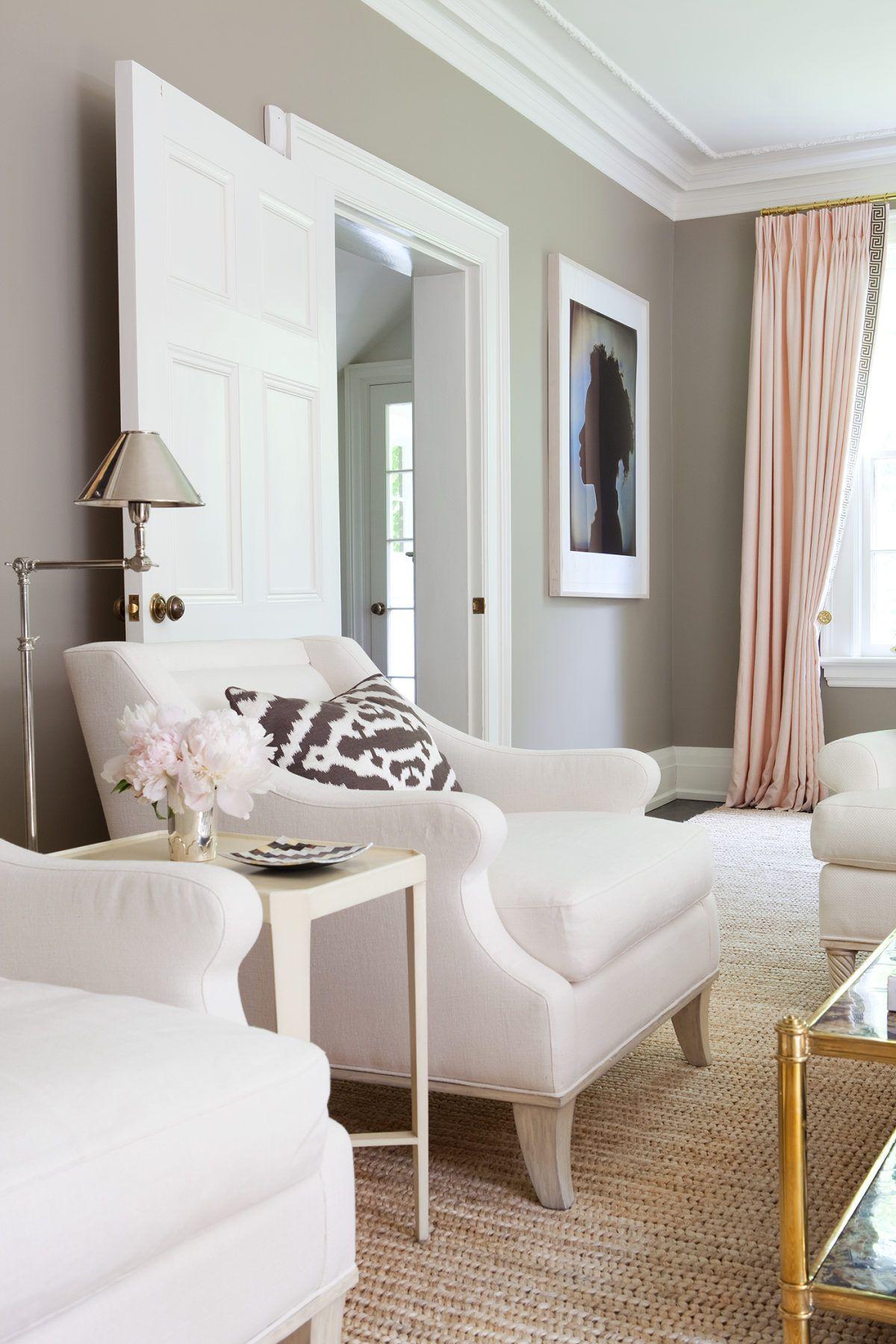 an elegant toronto retreat  pink bedroom decor interior