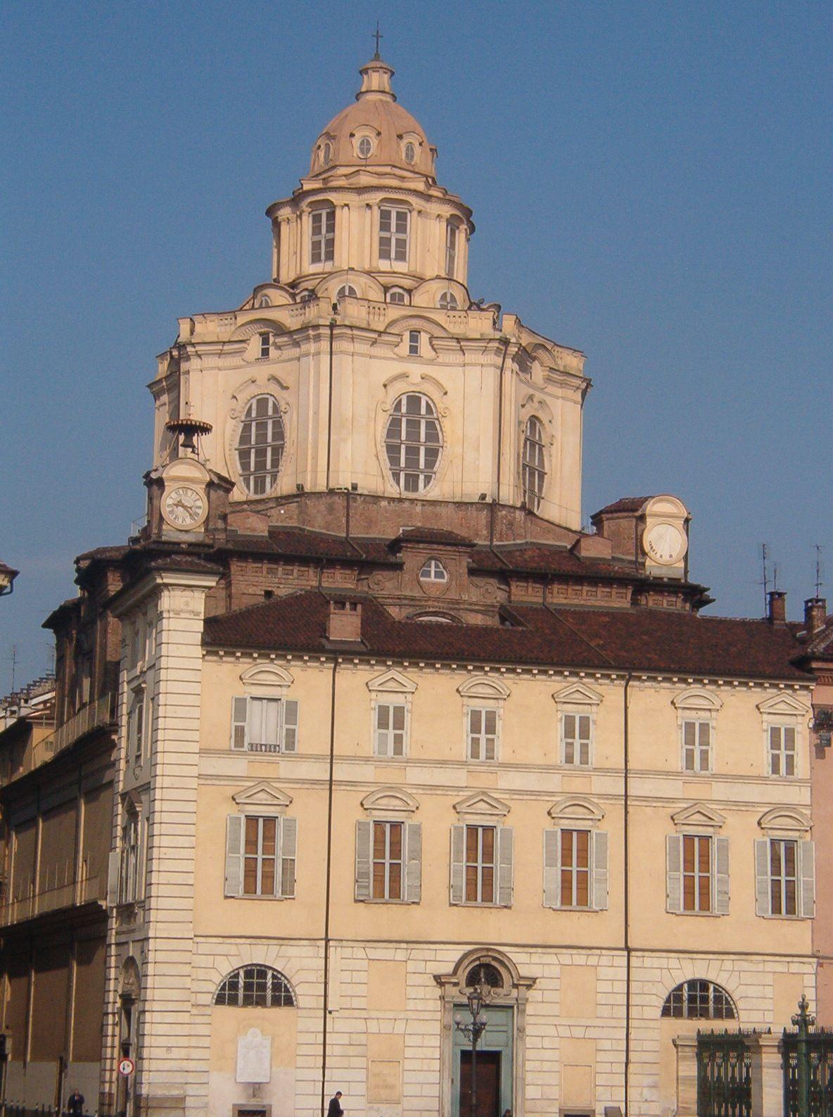 Round Table San Lorenzo Guarino Guarini 1680 S Lorenzo De Tur N Arte Barroco