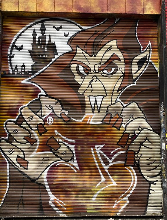 #thecount #graffiti #street #roberttopa #art #colors #topaphotography #streetart #nyc #newyorkcity #bushwickart #bushwickcollection
