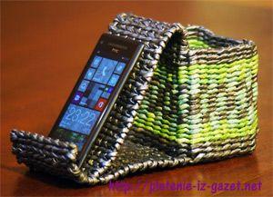 Подставка для смартфона или мобильного телефона