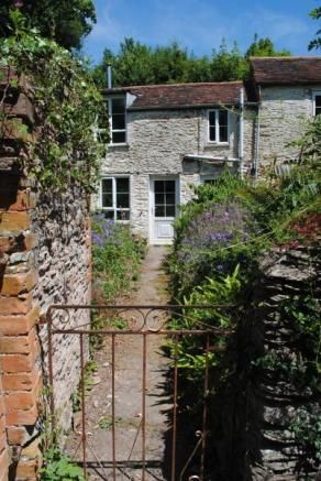 C17th Cottage In Need Of Total Refurbishment Quantocks July 15
