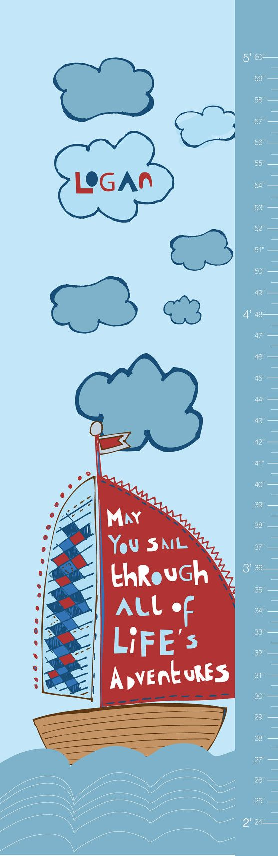 Sailing growth charts growth charts for kids pinterest sailing growth charts growth charts for kids nvjuhfo Gallery