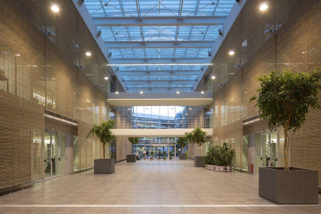Karela office building, Paiania, Attica Architecture