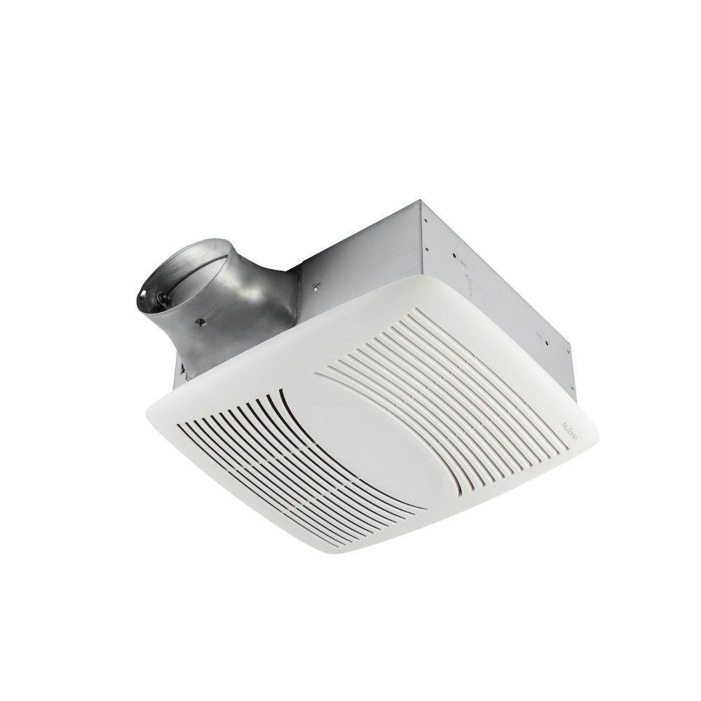 Nutone Ez Fit 80 Cfm Ceiling Bathroom Exhaust Fan Energy Star White Bathroom Exhaust Fan Energy Star Ceiling Installation
